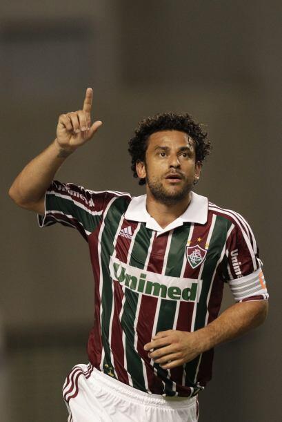 En el torneo de Río de Janeiro el Fluminense aplastó 6-2 a Olaria con do...
