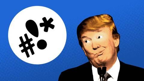 Insultos Donald Trump