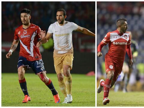 Lo mejor y lo peor de Veracruz-Pumas y Puebla-Toluca,