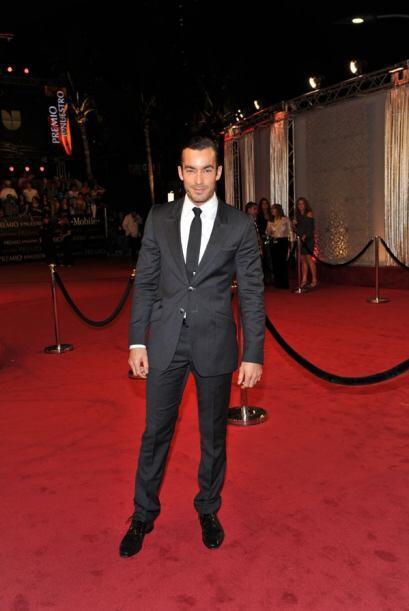 Aarón Díaz es un actor que cada día gana más reconocimiento.