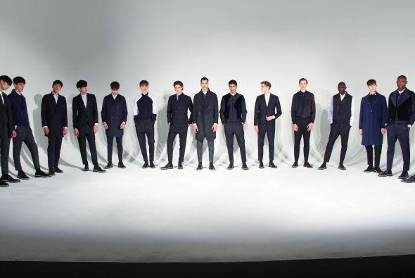 El Lincoln Center se llenó de elegantes y sofisticadas prendas pa...