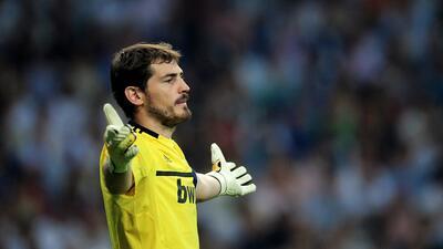 """Casillas confesó por qué dejó al Madrid: """"Necesitaba estar tranquilo"""""""