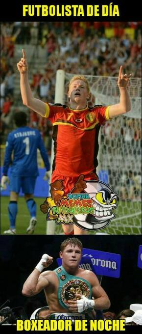 'Súper Chucky' fue el protagonista de los mejores memes del partido del...