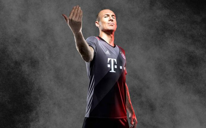 Bayern Munich dio a conocer su segundo uniforme