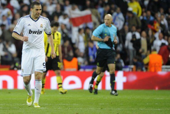 Era el minuto 82 cuando cayó ese tanto y el Bernabéu despertó por comple...
