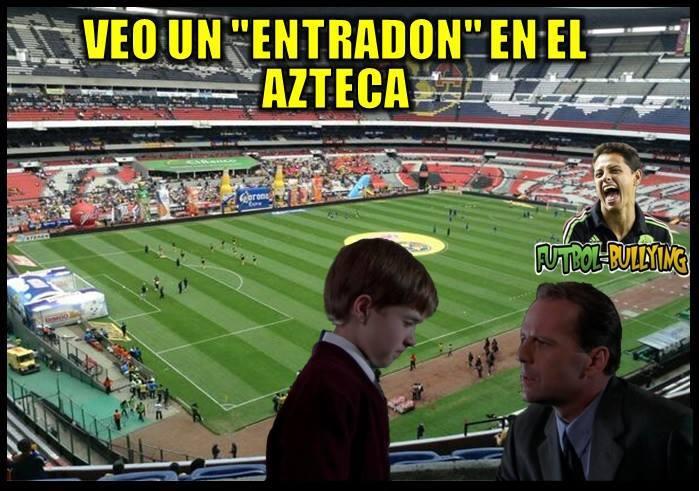 La goleada que propinó Pachuca al América en la fecha 3 de...