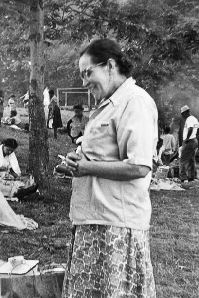 La abuelita de la jueza Sonia Sotomayor amaba pos picnics.