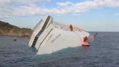 Ofrecen compensación a victimas del Costa Concordia