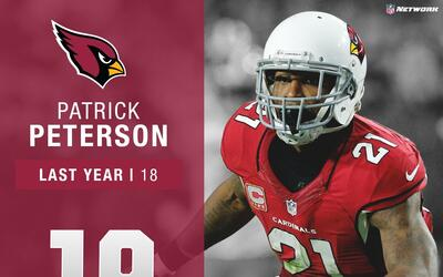 #19: Patrick Peterson (CB, Cardinals) | Top 100 Jugadores 2017
