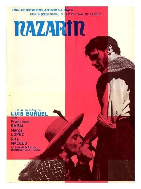 Nazarín(1959), MéxicoDirector: Luis BuñuelGuión: Julio Alejandro, Luis B...