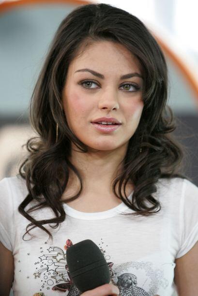 Gracias a su excelente desempeño como actriz de doblaje, Kunis ha sido n...