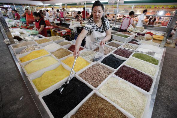 - Agricultura, importante actividad económica, afectada por la sequía -...