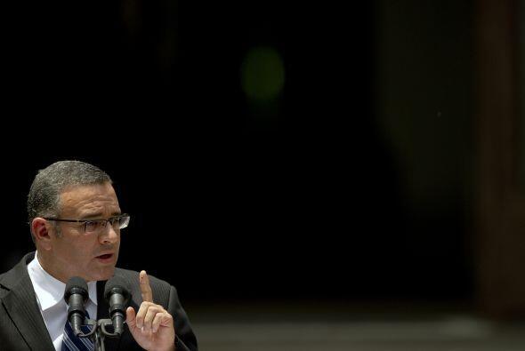 Funes dijo que cada país debe asumir su propia obligación de proveer emp...