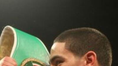 Danny García es el nuevo campeón mundial superligero del CMB, derrotó a...