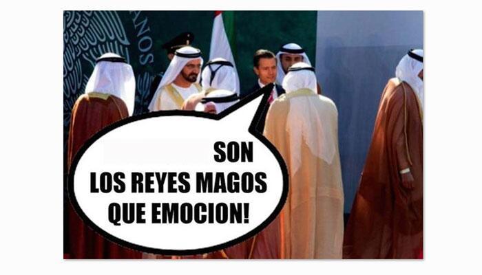 Memes Enrique y Angélica