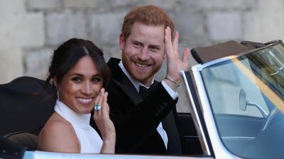 Ahora tú también puedes tener el convertible eléctrico que Harry y Meghan usaron el día de su boda