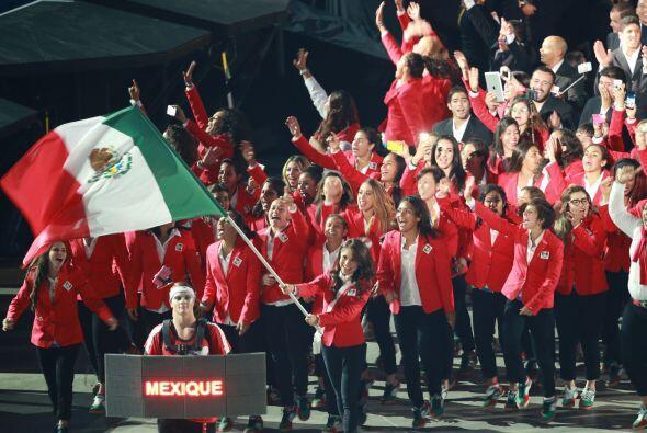 Espectacular inauguración de Panamericanos 308e470766934b2d8a1303aef2d67...
