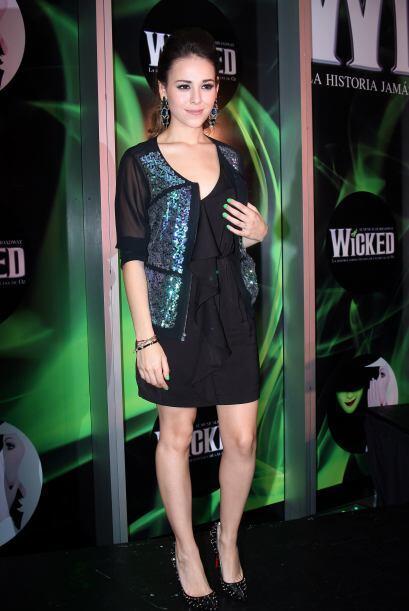 Danna Paola es, sigue y seguirá siendo un ícono de belleza...