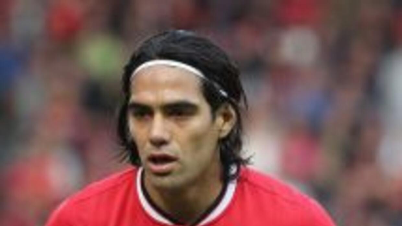 Radamel Falcao está lesionado de nuevo.