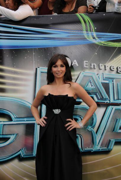 Giselle lució elegantísima en 2008.