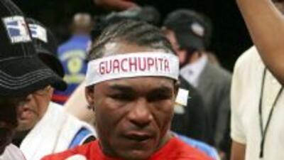 Joan Guzmán buscará ranquearse en el peso wélter.