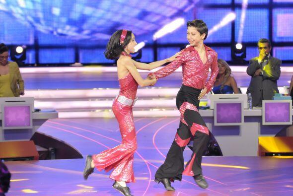 No hay imposibles para Gretchen y Max en la danza.