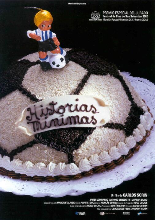Historias mínimas(2002), ArgentinaDirector: Carlos SorinGui&oacut...