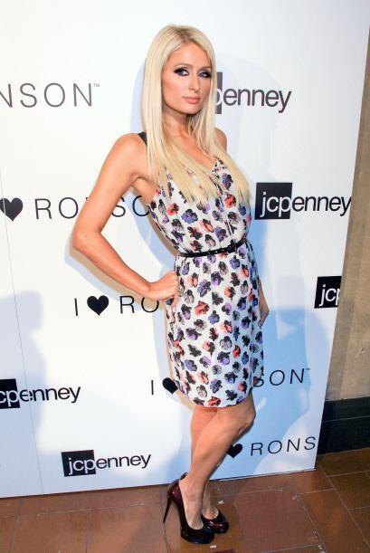 Se rumoró que con el afán de mantenerse delgada, Paris Hilton sustituyó...
