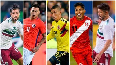 Goles escasos, pocos minutos, lesiones: así le fue a los de la Liga MX en la fecha FIFA
