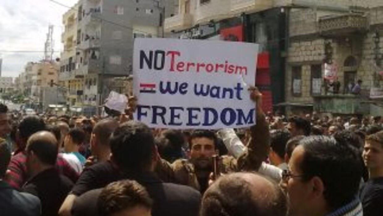 Las protestas de este viernes son las manifestaciones más importantes de...