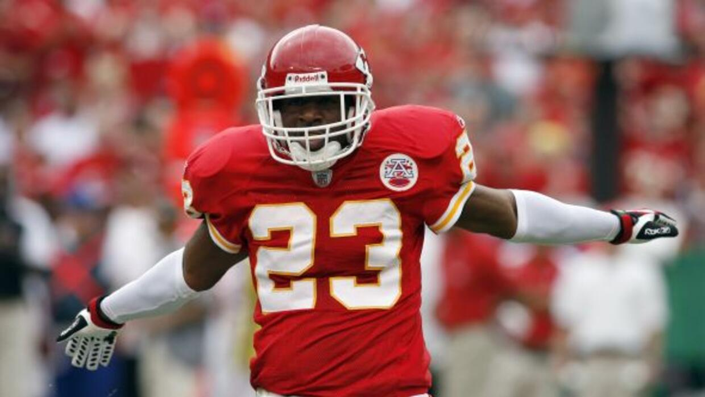 El esquinero fue cortado por los Chiefs (AP-NFL).