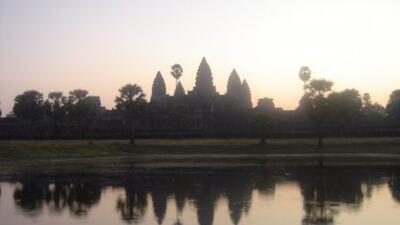 Estos templos son Patrimonio de la Humanidad de la UNESCO.