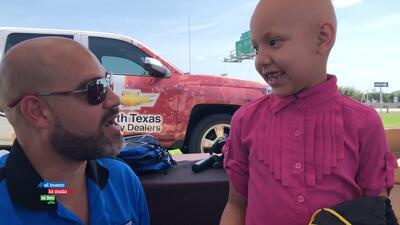 """""""Dios me hizo así"""", la respuesta que le dio una niña a El Pelón ante la condición que padece"""