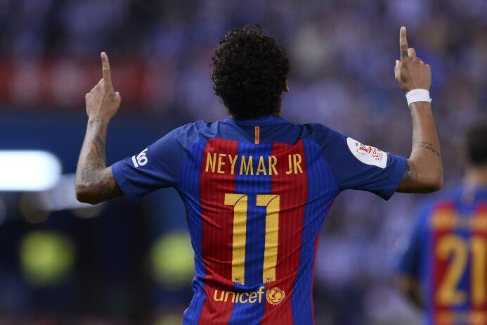 Neymar en el Barcelona, una historia marcada por la inflación, la cárcel...