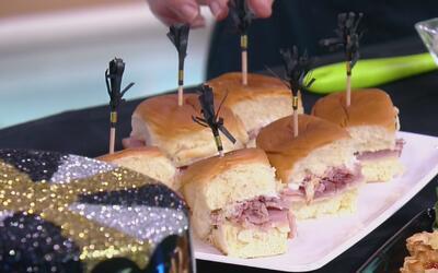 Alimentos fáciles de preparar y económicos para la cena de fin de año