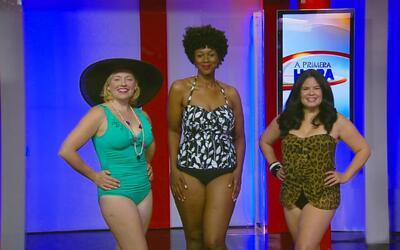 Propuestas de trajes de baño acorde con los distintos tipos de cuerpo y...