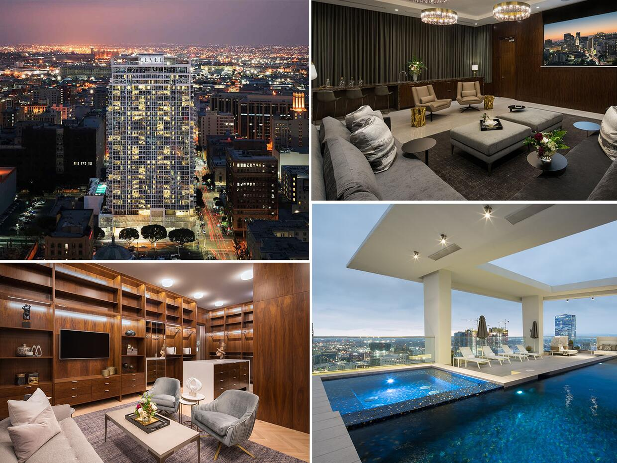 Level Penthouse Los Angeles