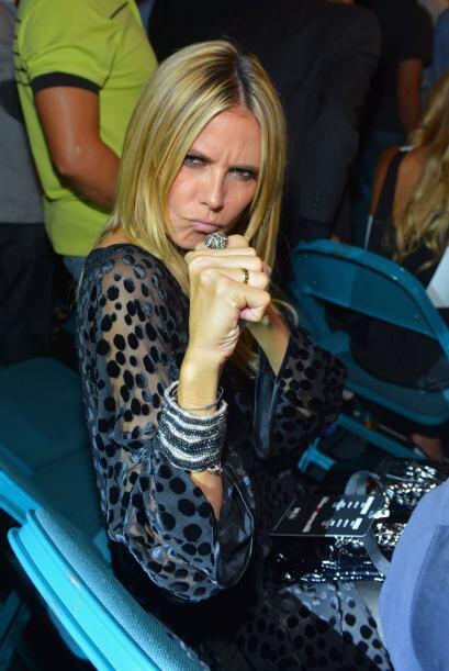 Heidi Klum Más videos de Chismes aquí.