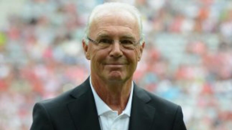 El 'Kaiser' criticó el juego de posesión de balón que practica el Bayerm...