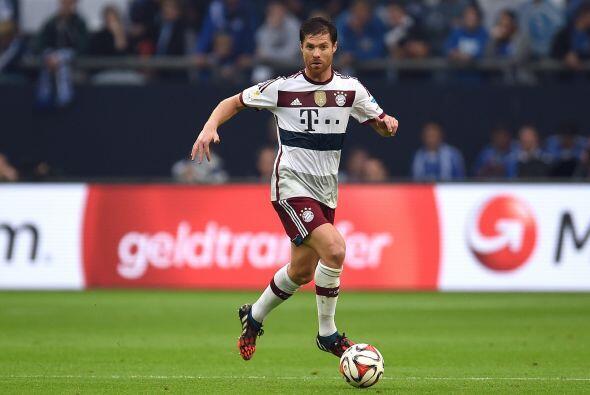 El jugador que emigró al Bayern Munich aportaba garra, esfuerzo y calma...