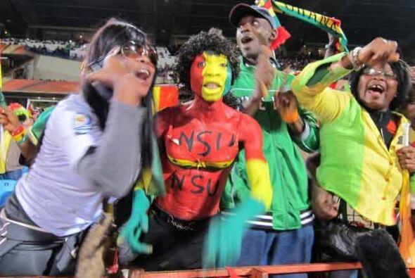 El pueblo sudafricano ha disfrutado cada momento de su Mundial.
