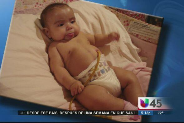 Esta semana presentamos la conmovedora historia de Ana Sofía, una bebita...
