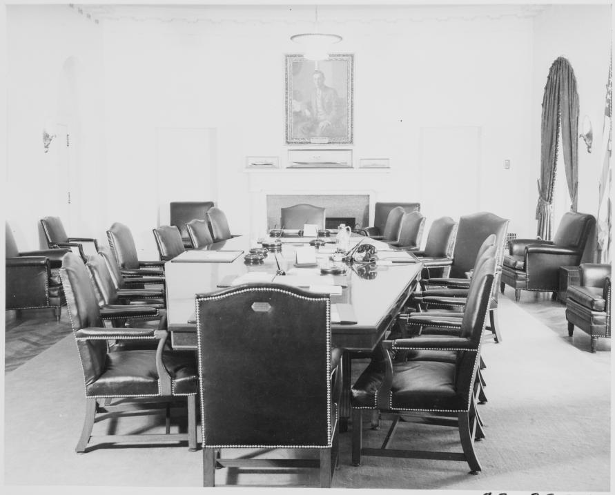 Casa Blanca 1946