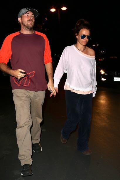 La relación comenzó en 2013 a tan sólo dos meses de que Brit terminará s...