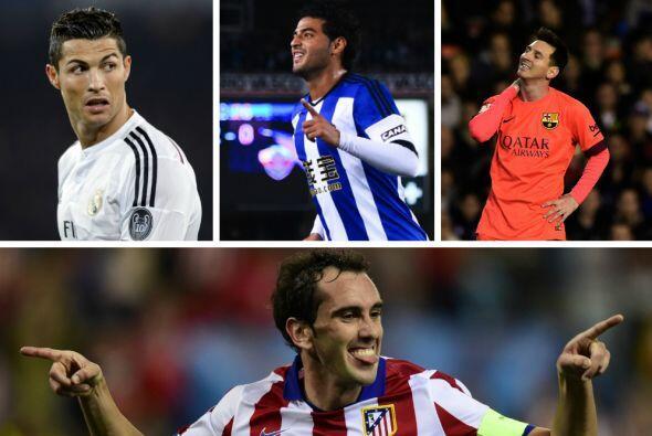 El mexicano Carlos Vela sigue brillando en España y fue incluido en el o...