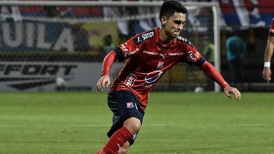 ¿Del 'Poderoso de la Montaña' a California? Vinculan a joven volante de Independiente Medellín con LAFC