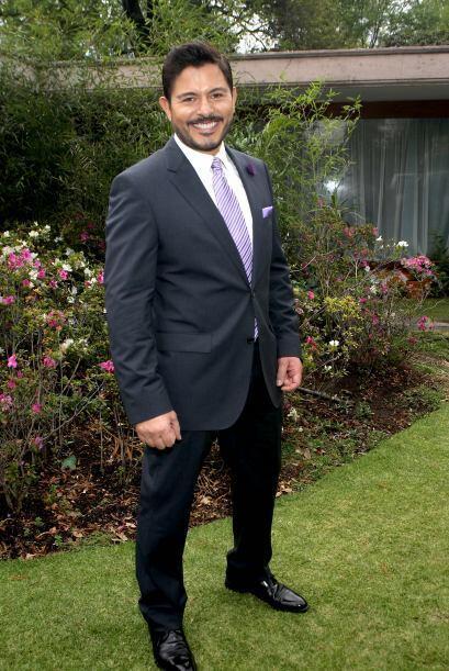 Y Ernesto Laguardia será su esposo.