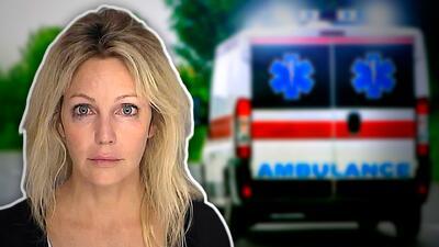 Hospitalizan a Heather Locklear, actriz de 'Melrose Place', luego de que amenazara con suicidarse