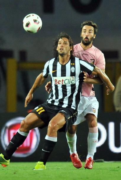 La escuadra 'bianconeri' no podía disminuir la ventaja del rival pese a...