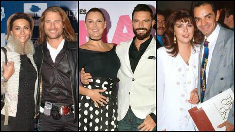 Las parejas de actores que tenían tanto amor que terminaron odi&a...
